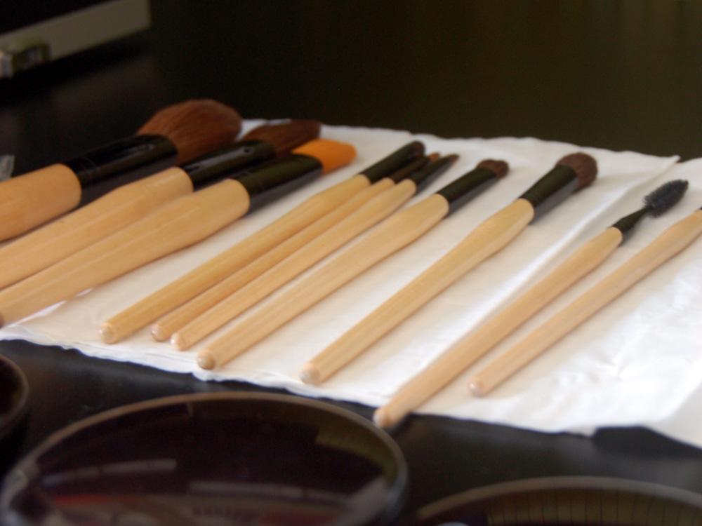 Produktfotos für Kosmetiksalon