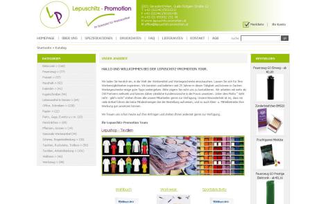 Webdesign für Werbeagentur