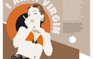 Illustration für Werbekampagne