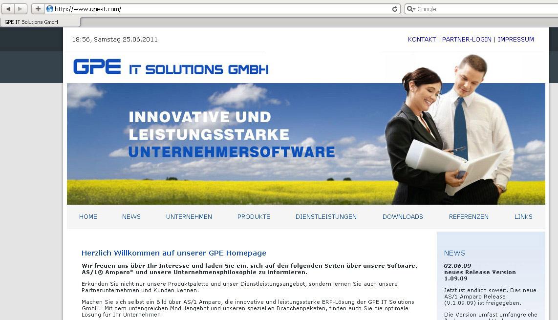 Webdesign für IT-Entwickler