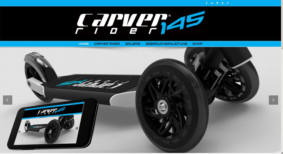 Werbeprojekt für Sportprodukt
