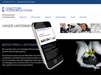 Projekt Factor Consulting