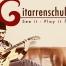 Webdesign für Gitarrenschule
