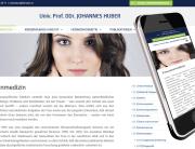 Homepage für Frauenmedizin